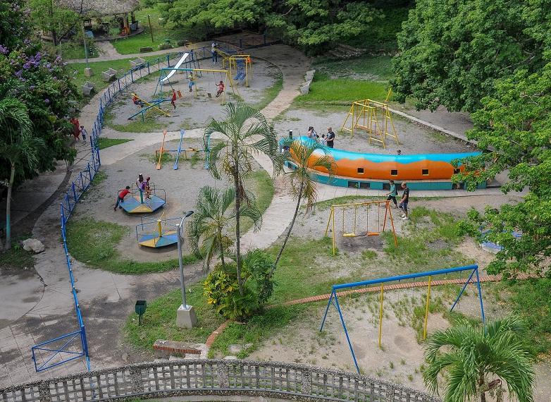 Parque Metropolitano, el pulmón de La Habana