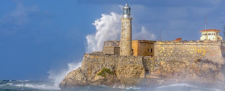 Castillo del Morro: un vigilante a la entrada de la Bahía