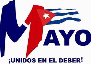 1ro. de Mayo 2010 en Cuba