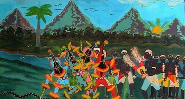 Representaciones de los Abakuá en Cuba