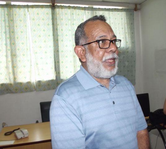 Secretario General de la FELAP, el puertorriqueño Nelson del Castillo