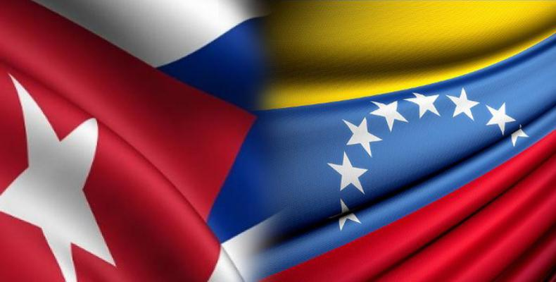 Felicita Esteban Lazo a su homólogo de Venezuela por toma de posesión
