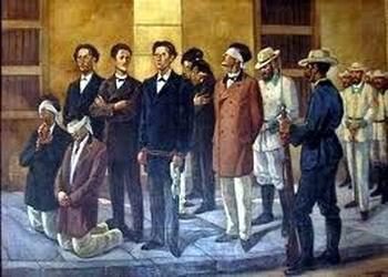 El 27 de noviembre de 1871 fueron injustamente fusilados ocho inocentes estudiantes del primer curso de Medicina.