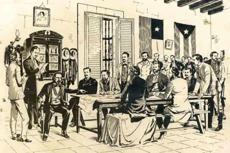 En Guáimaro se plantó la semilla de Patria o Muerte