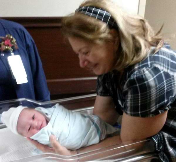 La importancia de ser abuela. Fotos: Mariela Smith