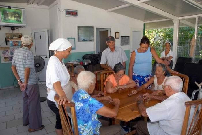 Cuba ante el envejecimiento poblacional