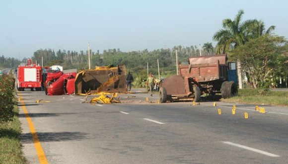 Busca campaña dirigida al peatón disminuir accidentalidad en Cuba