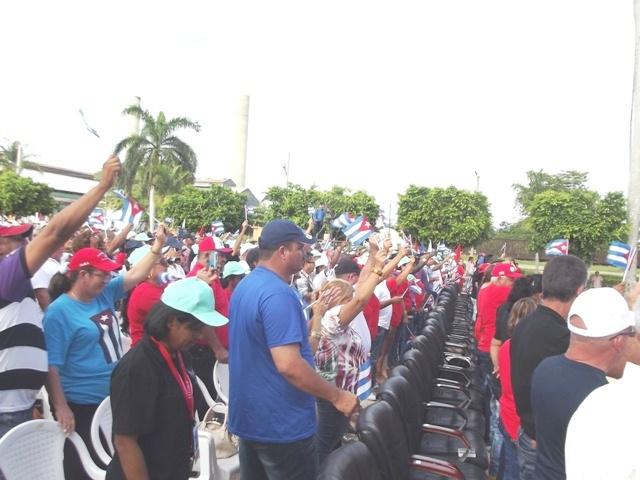 Camagüey avanza a ritmo de 26