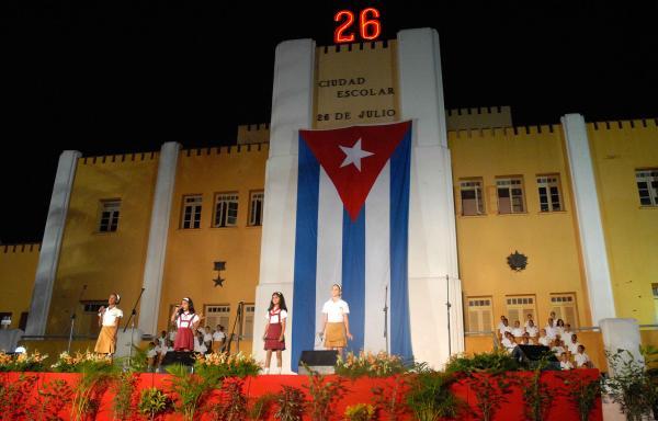 Participarán más de diez mil santiagueros en el acto central del 26 de Julio