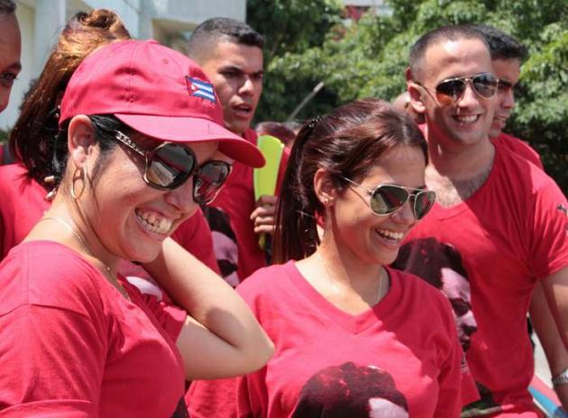 Destacan a Cuba con �ndices elevado de desarrollo juvenil