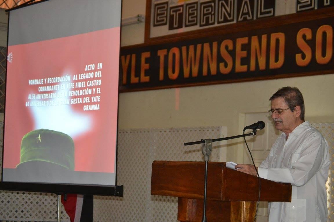 En Trinidad y Tobago se conmemora triunfo de la Revolución cubana