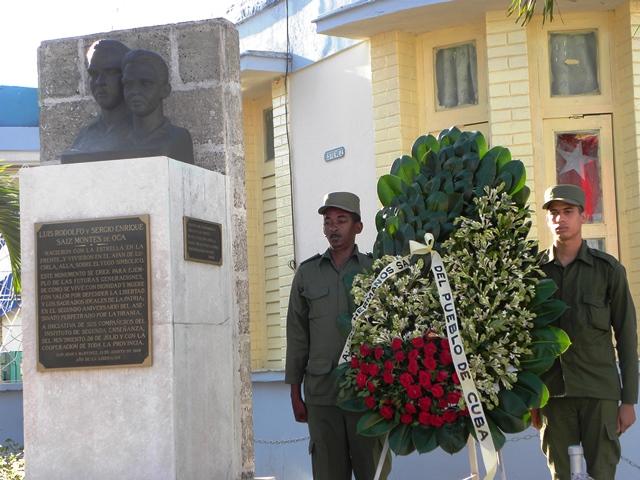 Pinar del Río y el homenaje a los Hermanos Saíz