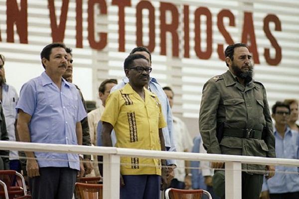 Cubanos celebran Día de la Rebeldía Nacional