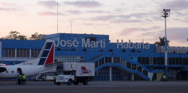 Aeropuerto Internacional José Martí reiniciará operaciones el 15 de noviembre