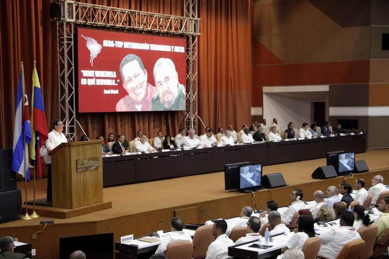 Las declaraciones del XV Consejo Político del ALBA-TCP