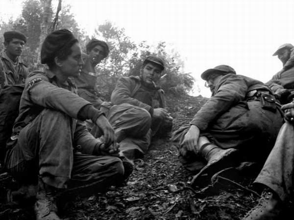 Che y sus consideraciones acerca del primer combate de Pino del Agua