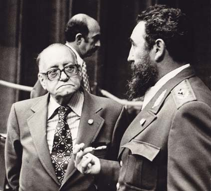 La impronta de Alejo Carpentier en Fidel (+Audio)