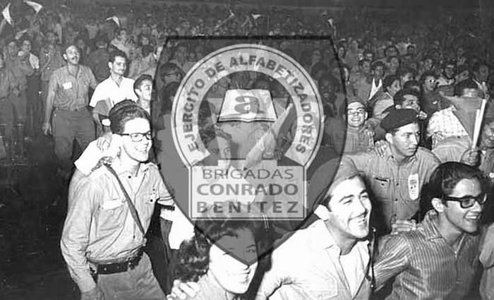 1961: Una campaña que colmó de sonrisas a Cuba