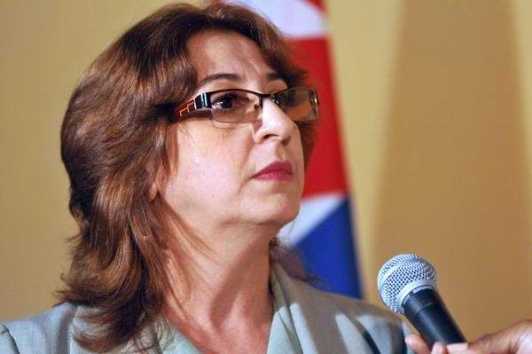 Afirma Alina Balseiro que el sistema electoral cubano es perfectible