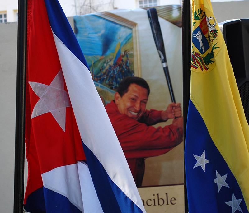 Recuerdan legado de Chávez en Cuba