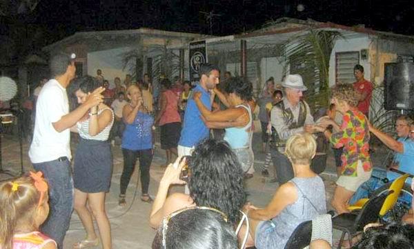 La hospitalidad en Cuba