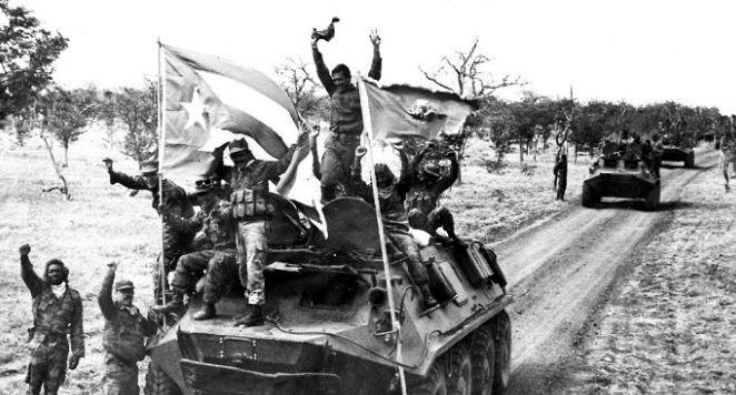Luego del triunfo revolucionario del 1ro.de enero de 1959, cientos de miles de cubanos marcharon a África para luchar por su definitiva independencia