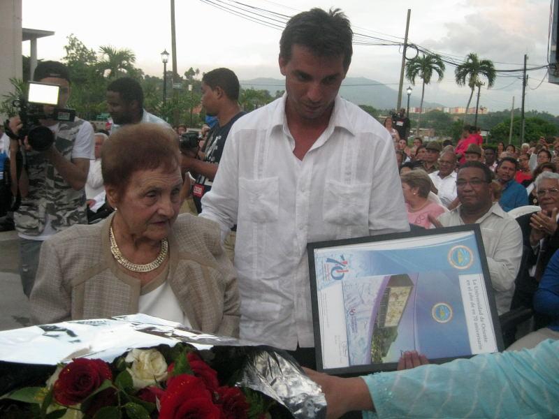 Cuba Oriente University marked 70th Founding Anniversary