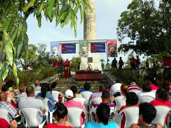 The example of Baraguá will continue to guide Committees for the Defense of the Revolution
