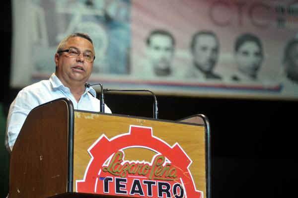 Llama la CTC a ratificar este Primero de Mayo el apoyo a la Revolución. Foto de archivo