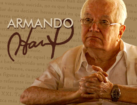 Recibe Armando Hart Dávalos máxima distinción del Gobierno en Camagüey