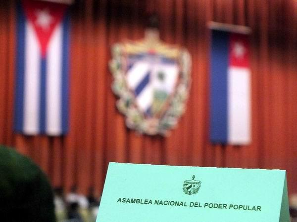 Inician hoy sesiones de trabajo del Parlamento cubano