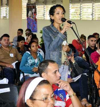 Concluyó en Camagüey proceso asambleario municipal X Congreso de la UJC