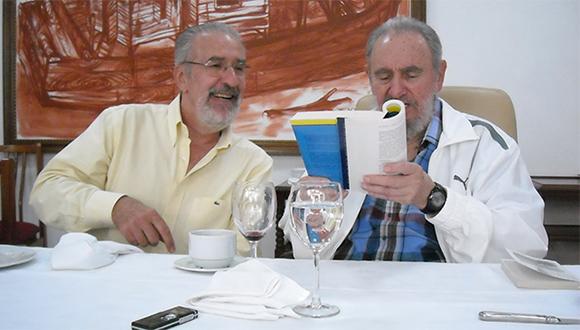 Fidel Castro: Junto al pueblo se hizo Revolución