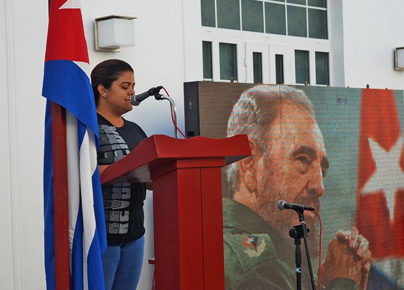 Inauguran Memorial de la Denuncia en La Habana