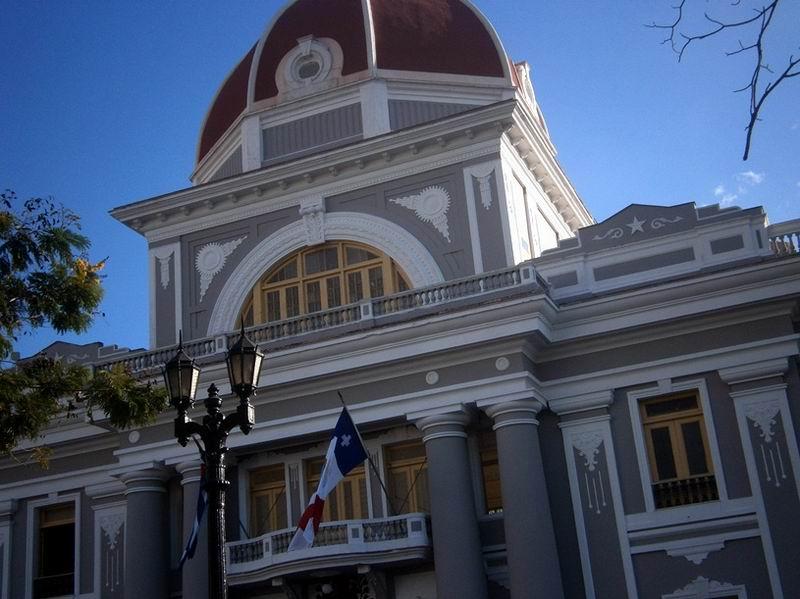 Antiguo Ayuntamiento, hoy Asamblea Provincial del Poder Popular. Foto: Mireya Ojeda