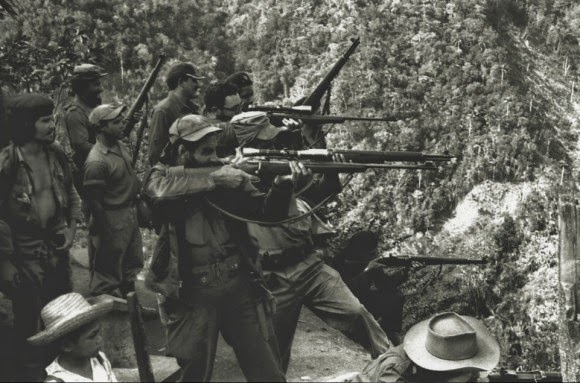 Fidel, el genio militar al servicio de la Revolución