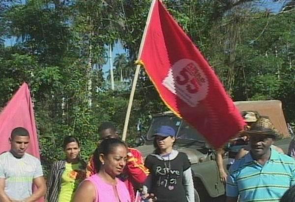 Santiago de Cuba: sede del Acto Nacional por el aniversario 55 de la ANAP
