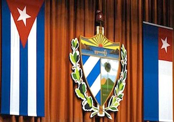 Consejo de Estado de la República de Cuba.