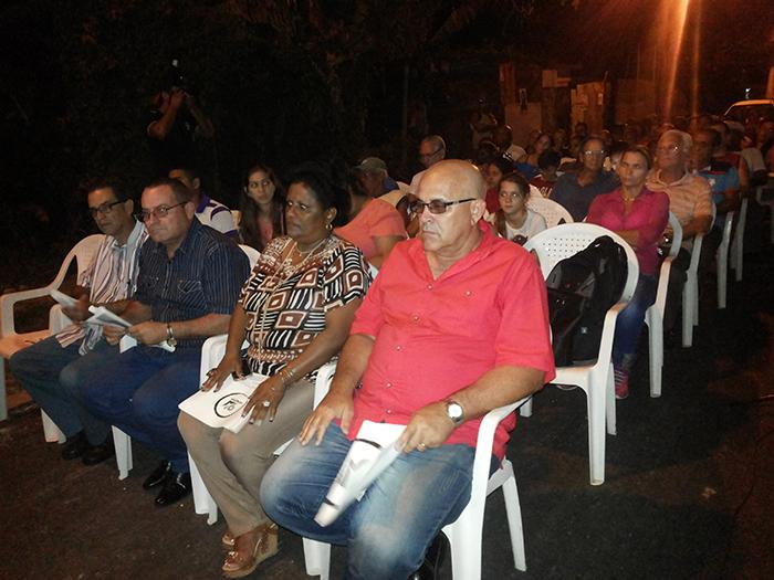 Cederistas acompañan el proceso electoral
