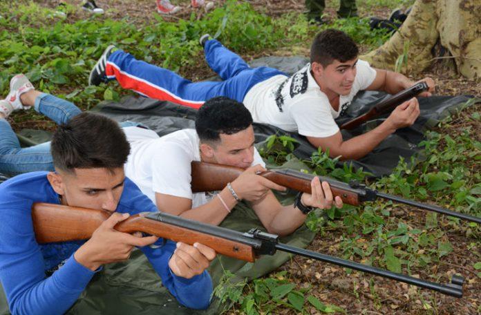 Días Nacionales de la Defensa por la protección del pueblo y la sociedad cubana