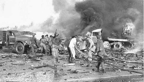 15 de abril de 1961: La sangre numerosa junto a la Patria queda (+Audio y Fotos)