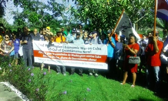 Amigos de Cuba por los caminos del Che