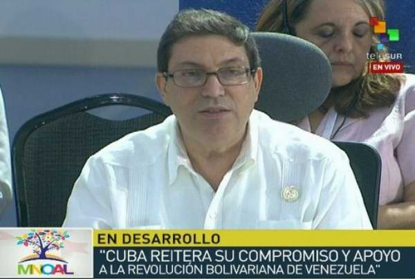 Cuba Expresses Concern on Current World Panorama