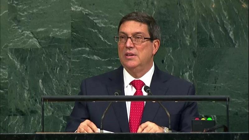 """Canciller cubano: """"Fracasará cualquier estrategia que pretenda destruir la Revolución cubana"""""""