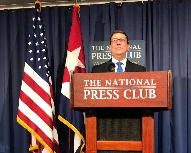 """""""Las medidas de EE.UU. contra Cuba tienen fines políticos"""""""