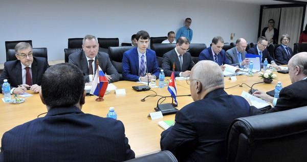 Cuba y Rusia por mayor intercambio comercial bilateral