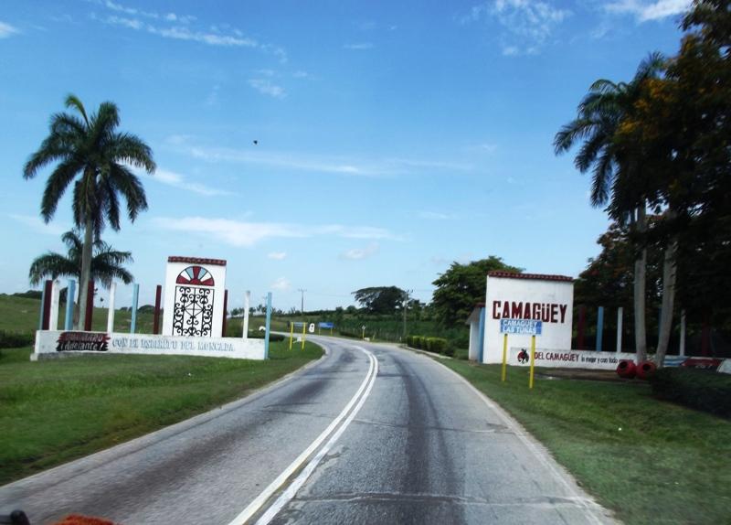En el límte con la provincia de Las Tunas, Camagüey recibe el fuego de la Ruta Martiana