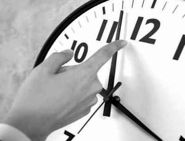 A partir de este domingo regirá en Cuba el horario de verano