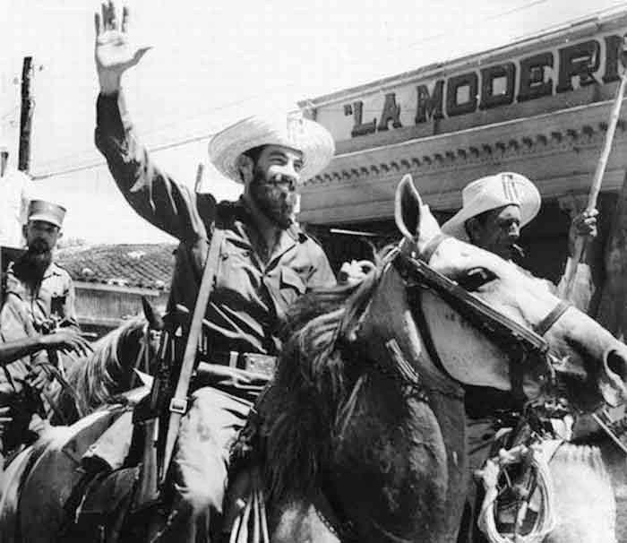 Camilo Cienfuegos a 85 años de su natalicio