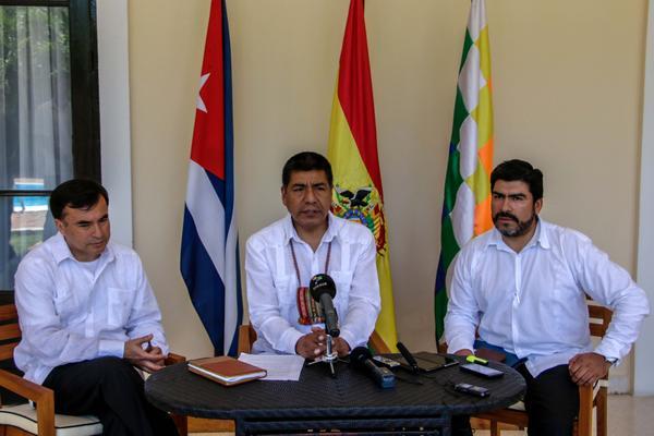 Cuba and Bolivia set roadmap for bilateral trade